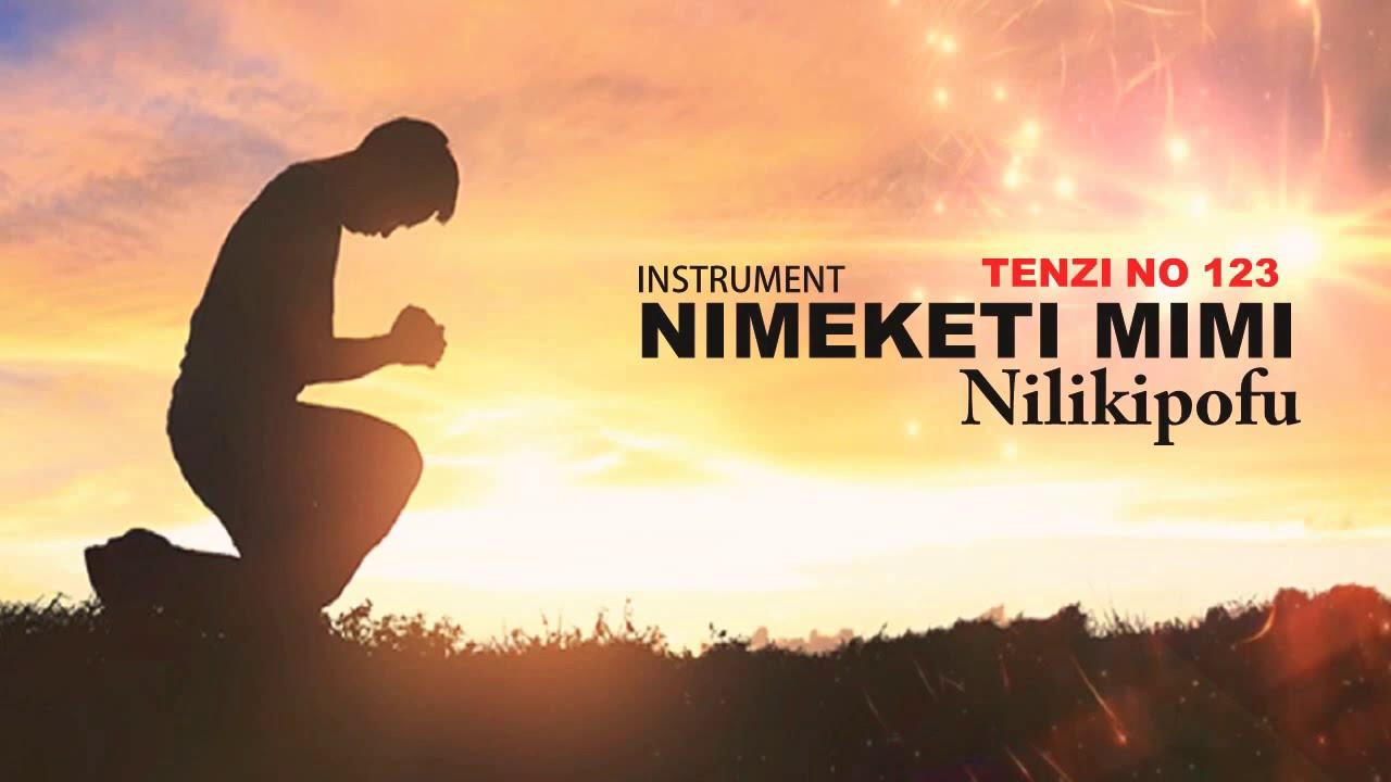 Download Tenzi za Rohoni 123_ Nimeketi Mimi Nilikipofu_New (Bit) Instrument