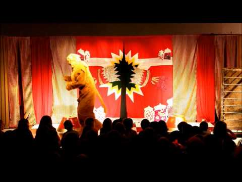 Simply Smiley Pantomime Party Christmas is a Circus
