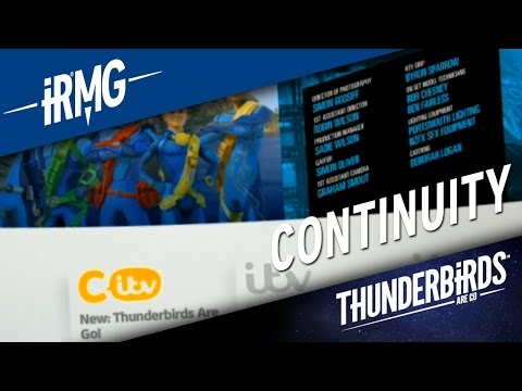 Thunderbirds Are Go | Continuity - 'Ring of Fire' Premiere on ITV