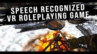 SPEECH RECOGNIZED CONVERSATIONS IN VIRTUAL REALITY • SHADOW LEGEND VR