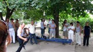 """Железногорск: """"Яблочко"""" в День ВМФ"""