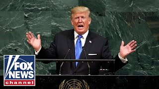 Trump calls on the nations of the world to end religious persecution