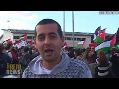 Gaza Freedom March in Israel