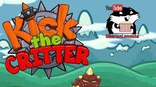 Kick The Critter с Сибирским Леммингом [Armor games]
