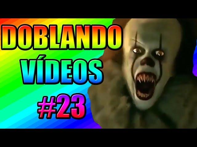 DOBLANDO VÍDEOS #23 - xurxocarreno
