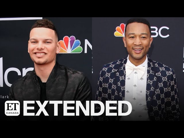 Kane Brown On Collaborating With John Legend | EXTENDED