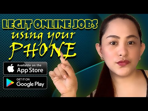 Legit Online Jobs Using Your Cellphone And Earn 268 Pesos Per Hour | HOMEBASED JOB PH