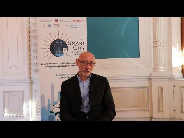 3 questions sur la Smart City - Pascal Richard