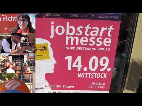 Jobstartmesse und Gewerbeschau