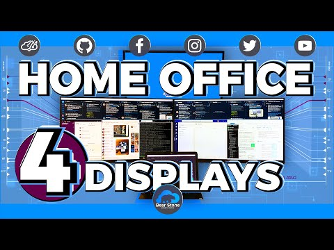 dell-p2719h-monitors-home-office---unboxing-and-setup
