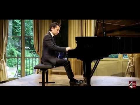 Roberto Cominati en concert à l'Institut culturel italien (28 mai 2015)