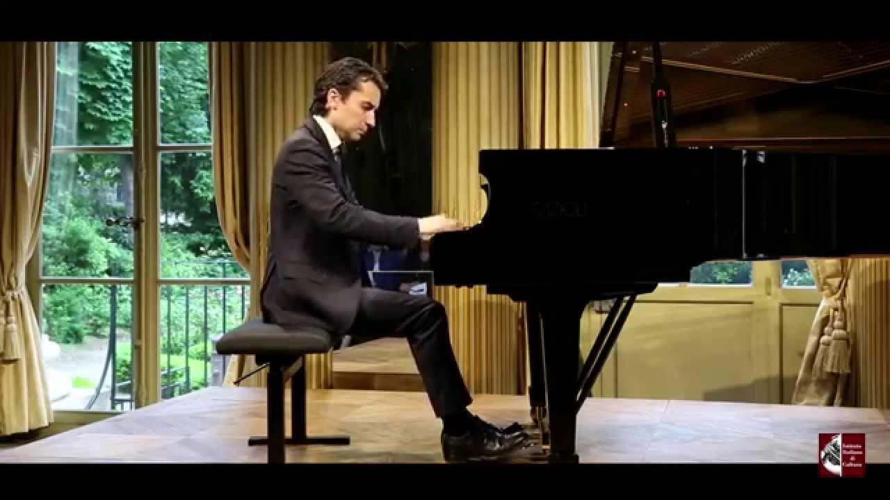 Roberto cominati en concert l 39 institut culturel italien for Institut culturel italien paris