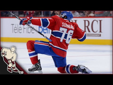 NHL: 100th Goals