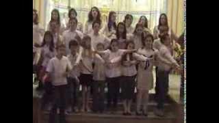 Ljubav Božja je predivna, Dječji zbor sv. Mirka, Šestine - Duhovi 2013.