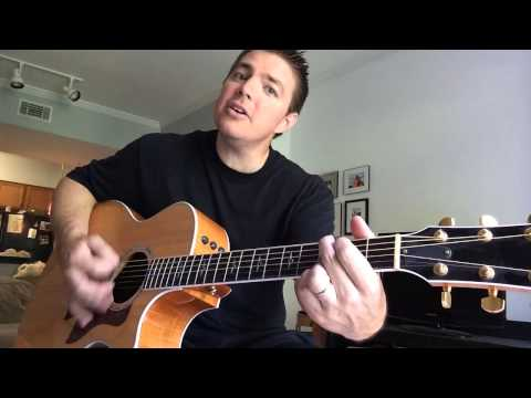Crash My Party - Luke Bryan (instructional / chords)
