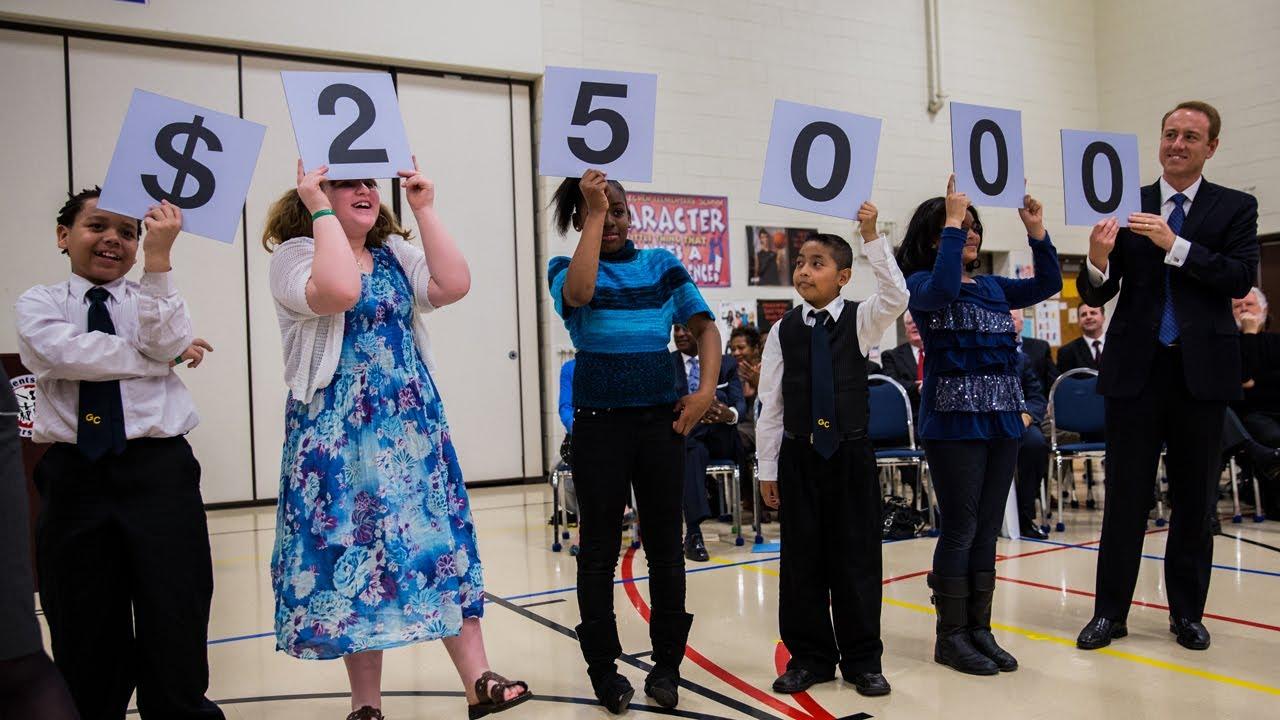 Elementary Classroom Playlist ~ Elementary school teacher wins award youtube