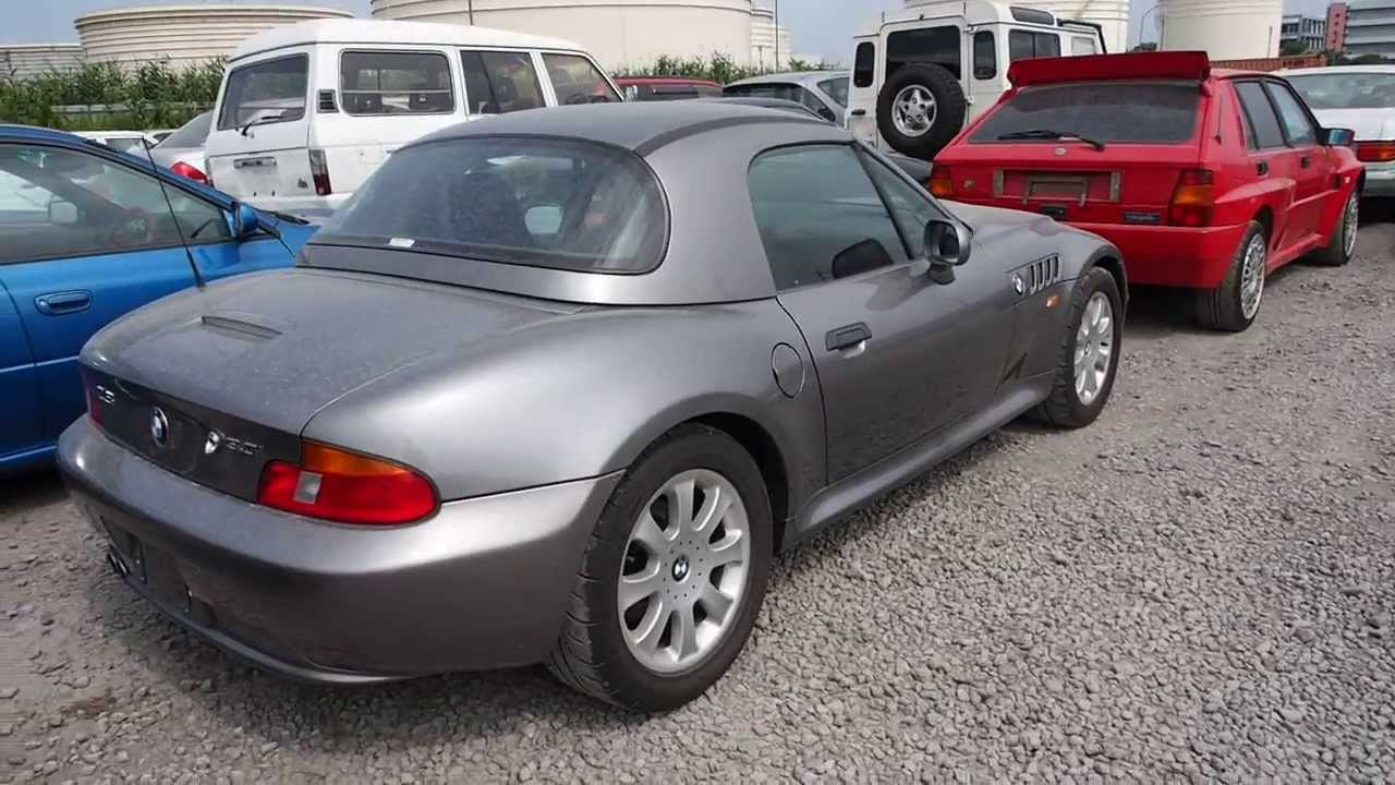 Bmw Z3 Hardtop Youtube