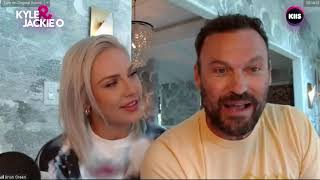 Brian Austin Green and Sharna Burgess On How They Met And Smile Train
