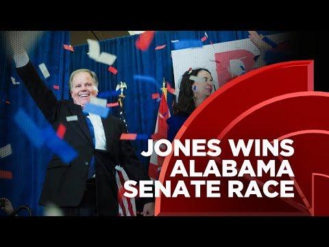 #BlackVotesMatter: Doug Jones Wins Alabama's Senate Race In Stunning Upset