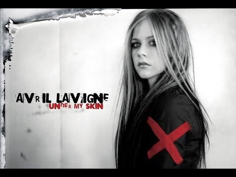 Avril Lavigne - Under My Skin (w/ Lyrics)