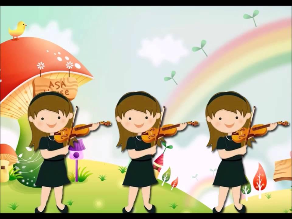 Musicograma El Vals de las Flores