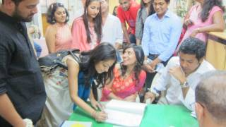 The Domestically Challenged Desi Bride, The Mumbai Signing