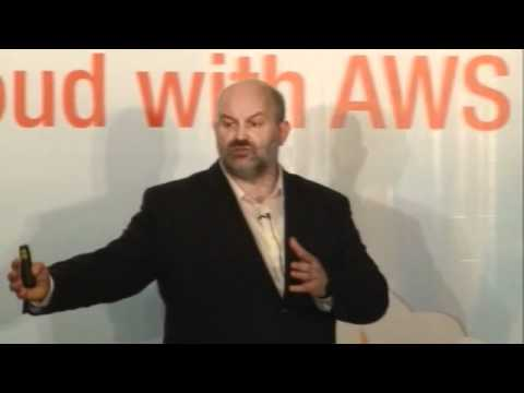 Closing Keynote: How Amazon Migrated to AWS by Dr Werner Vogels