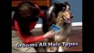 Pet Zoom,Пет Зум, расческа для вычесывания собак и кошек