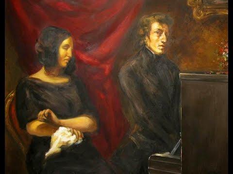 Un pianoforte per raccontare un amore libero - Frederic Chopin e George Sand