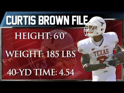 Curtis Brown Draft Profile