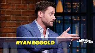 Ryan Eggold Would Be a Terrible Doctor in Real Life
