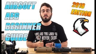 Airsoft Beginner's Guide to AEG Basics (2018 Edition)