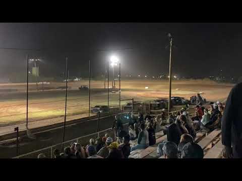 10/19/2019 Justin's Heat Race @ Abilene Speedway