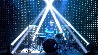 Christmas Drum Cover - Hallelujah - Eddie Kirkland
