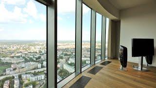 Apartamenty Sky Tower - 43 i 45 piętro widoki Hotel