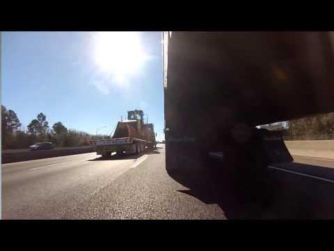 Trucking in Big Texas