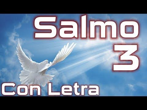 Salmo 3 - Oración matutina de confianza en Dios (con letra) HD.