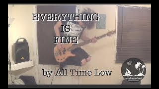 All Time Low: Everything Is Fine  - Acoustic Cover   leadmetoland