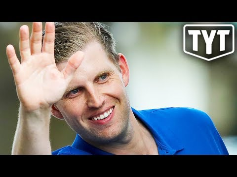 Eric Trump Is SOMEHOW Owned By Fox News