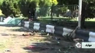 Военный парад в Иране закончился трагедией
