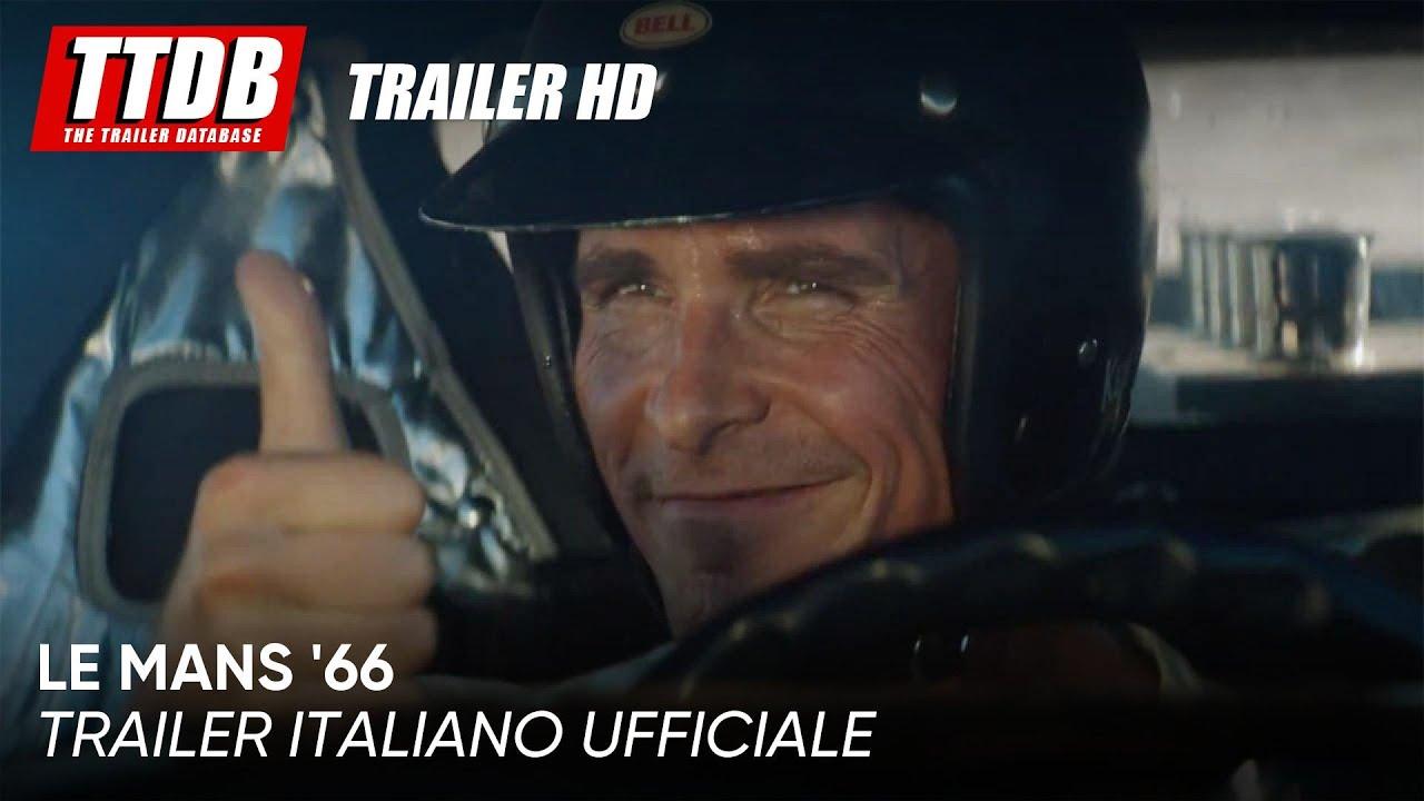 Le Mans '66 | Trailer Italiano Ufficiale
