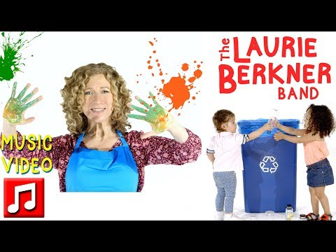 """""""I'm A Mess"""" And """"Clean It Up"""" By The Laurie Berkner Band   Best Kids Songs"""