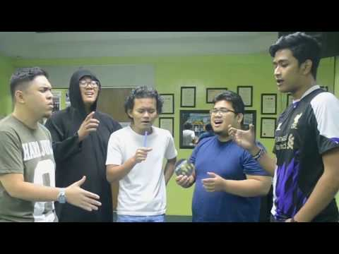 Innuendo - Belaian Jiwa Acapella [Voice of Men jamming session]