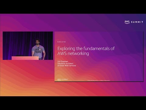 AWS New York Summit 2019: Exploring the Fundamentals of AWS Networking (SVC211)