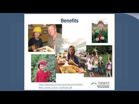Creating Healthy Menus Using USDA Foods