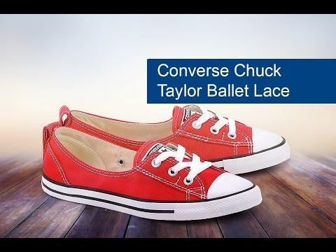 Converse Chuck Taylor Ballet Lace Obzor