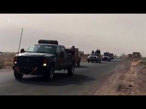 Iraqi Forces Fight To Retake Hawija From Islamic State Militants