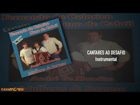 Fernando de Celorico, Nuno de Cabril - Cantares ao Desafio (Instrumental)