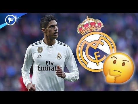 Raphaël Varane pourrait quitter le Real Madrid | Revue de presse