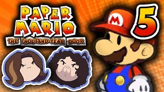 Paper Mario TTYD: Sweet Curse - PART 5 - Game Grumps